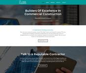 The Clark Corporation web design E.Peoria, IL